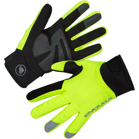 Endura Strike Handschoenen Dames, neon yellow